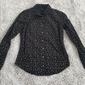 Women's J.Crew button down shirt